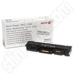 High Capacity Xerox 106R02777 Black Toner Cartridge