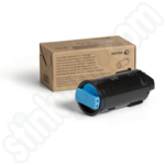 High Capacity Xerox 106R03870 Cyan Toner Cartridge