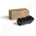 High Capacity Xerox 106R03876 Black Toner Cartridge