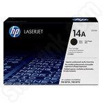 HP 14A Black Toner Cartridge