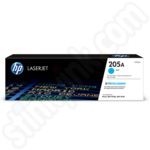 HP 205A Cyan Toner Cartridge