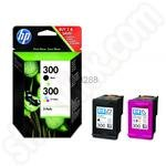 HP 300 Twinpack of Ink Cartridges