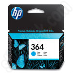 HP 364 Ink Cartridges Cyan