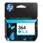 HP 364 Ink Cartridges Cyan