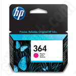 HP 364 Ink Cartridges Magenta