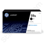 HP 59A Black Toner Cartridge