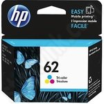 HP 62 Tri Colour Ink Cartridge