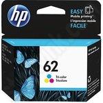 HP 62 Tri Colour Ink Cartridge