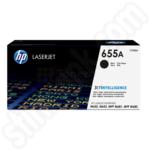 HP 655A Black Toner Cartridge