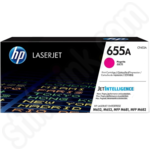 HP 655A Magenta Toner Cartridge