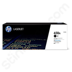 HP 658A Black Toner Cartridge