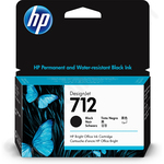 HP 712 Black Ink Cartridge