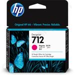 HP 712 Magenta Ink Cartridge