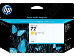 HP 72 Yellow High Capacity Ink Cartridge