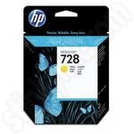HP 728 Yellow Ink Cartridge