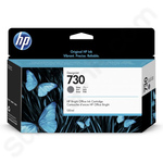 HP 730 Gray Ink Cartridge