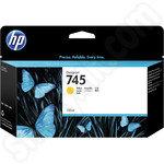 HP 745 Yellow Ink Cartridge