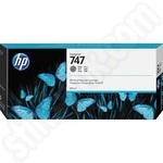 HP 747 Grey Ink Cartridge