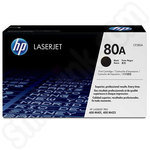 HP 80A Toner Cartridge