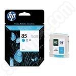 HP 85 Cyan Ink Cartridge