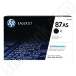 HP 87AS Black Toner Cartridge