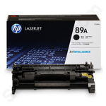 HP 89A Black Toner Cartridge