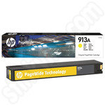 HP 913A Yellow Ink Cartridge