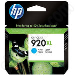 High Capacity HP 920XL Cyan ink Cartridge