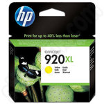 High Capacity HP 920XL Yellow ink Cartridge