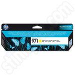 HP 971 Yellow Ink Cartridge