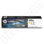 HP 991A Yellow Ink Cartridge
