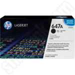 HP 647A Black Toner Cartridge