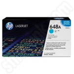 HP 648A Cyan Toner Cartridge