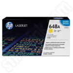 HP 648A Yellow Toner Cartridge