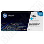 HP 307A Cyan Toner Cartridge