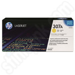 HP 307A Yellow Toner Cartridge