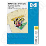 HP Iron-On Transfers - 12 Sheets