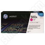 HP 502A Magenta Toner Cartridge