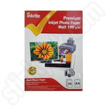 Inkrite A4 Premium Matte Photo Paper - 50 Sheets