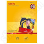 Kodak A4 Premium Glossy Photo Paper - 50 Sheets