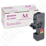 Kyocera TK-5240M Magenta Toner Cartridge