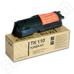 Kyocera TK110 Black Toner Cartridge