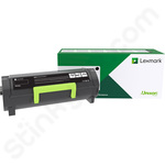 High Capacity Lexmark 56F2H00 Black Toner Cartridge (Return Program)
