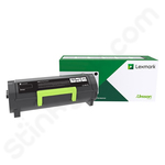 Lexmark 58D2000 Black Toner Cartridge (Return Program)