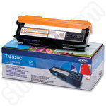 Brother TN320 Cyan Toner Cartridge
