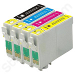 Compatible Multipack of High Capacity Epson 603XL Ink Cartridges