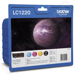 Multipack of Brother LC1220 Ink Cartridges