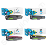 Compatible Multipack of Brother TN241 Toner Cartridges