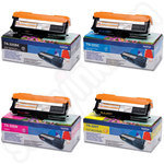 Multipack of High Capacity Brother TN325 Toner Cartridges