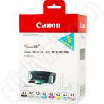 Multipack of Canon CLi-42 Ink Cartridges